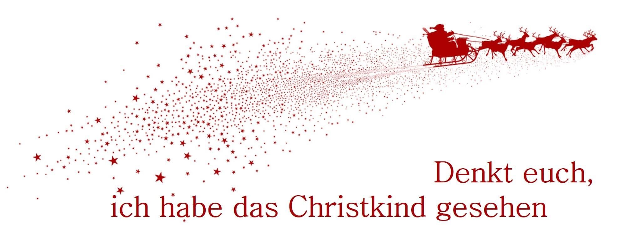 Christkind Finanzamt Gedicht