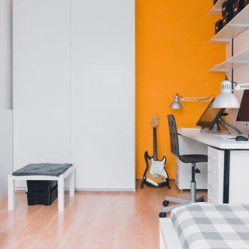 So könnte deine erste eigene Wohnung aussehen.
