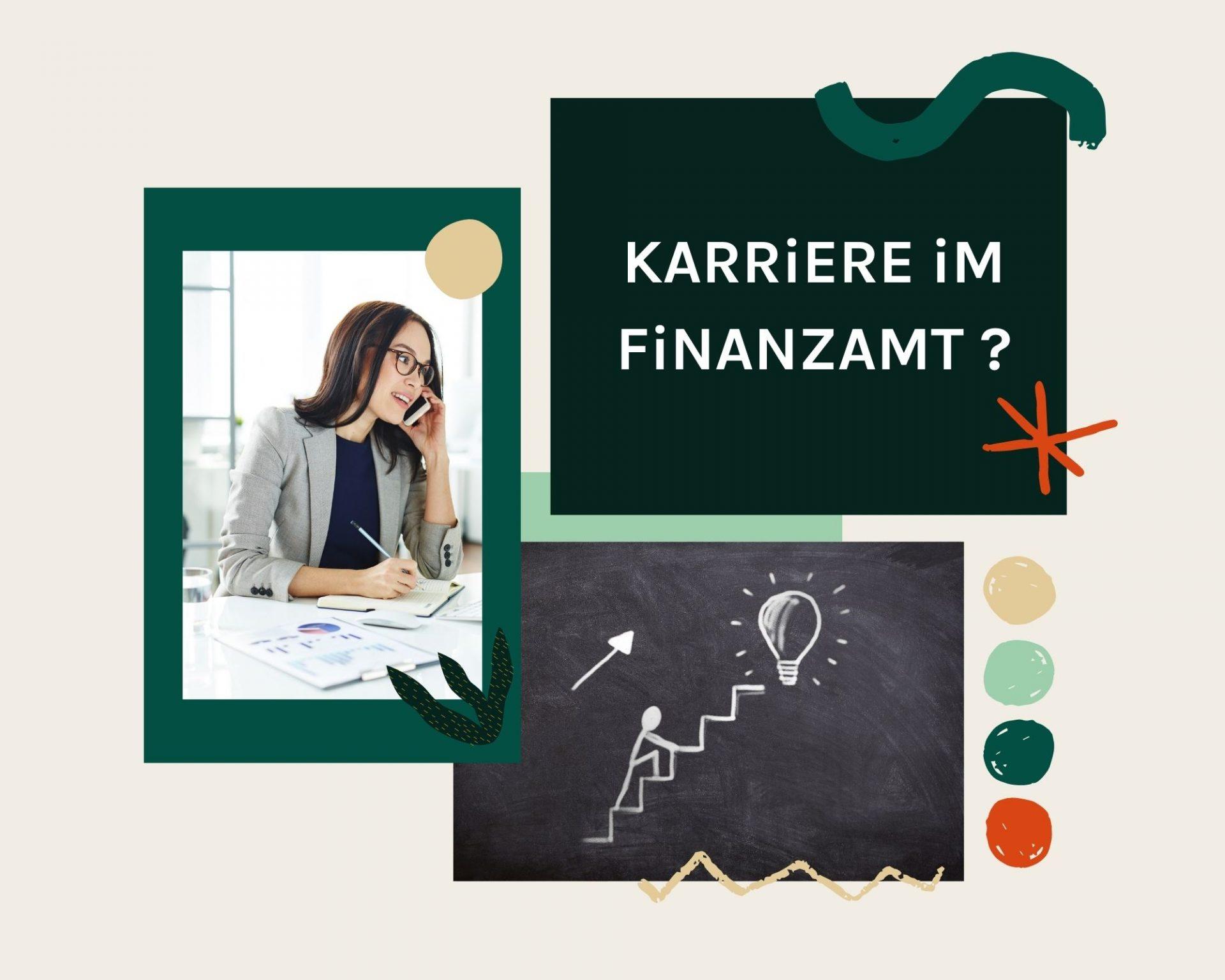Karriere im Finanzamt
